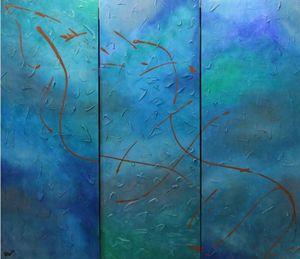 Blue lagoon - Roxana Patricia Nita