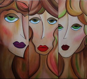 Mistresses - Roxana Patricia Nita