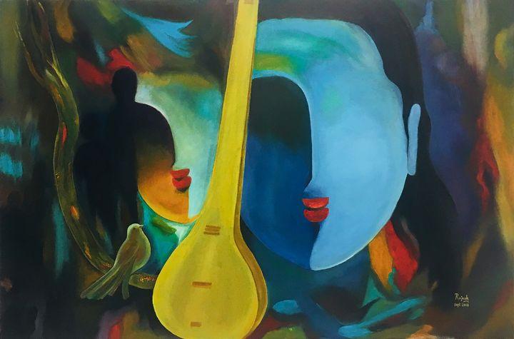 Meera abstract - Raajesh