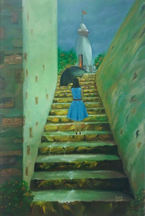 Steps to Destiny - Raajesh