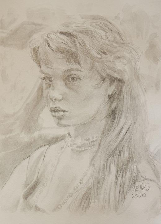 Young Brigitte - Linda Schneider