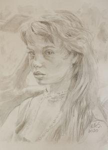 Young Brigitte