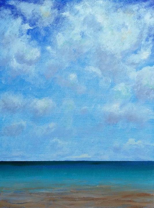 Pthalo Beach - Linda Schneider
