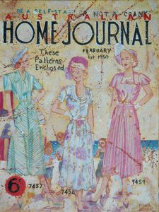 Australian Home Journal Feb 1 1950