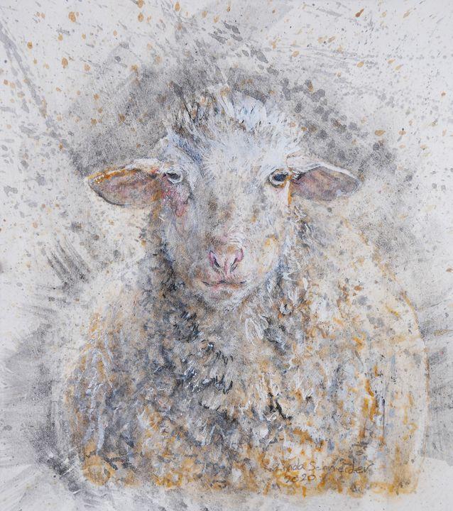 The Linden Sheep - Linda Schneider