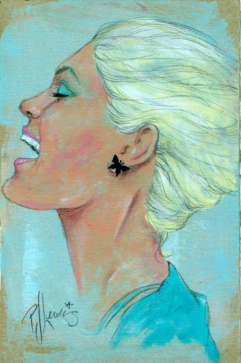 Laugh often - P J Lewis Art Gallery