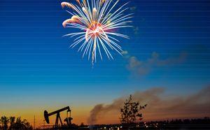 Canada Day 2015 Fireworks