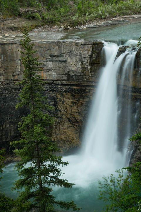 Crescent Waterfall - CJP Photos