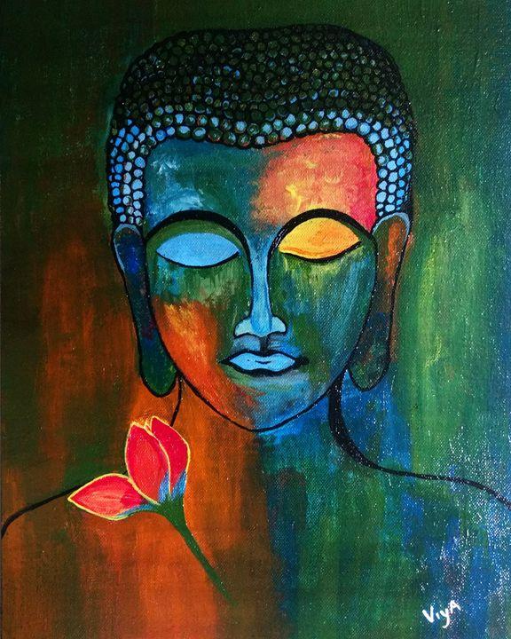 Gauthama Buddha - Viya collections