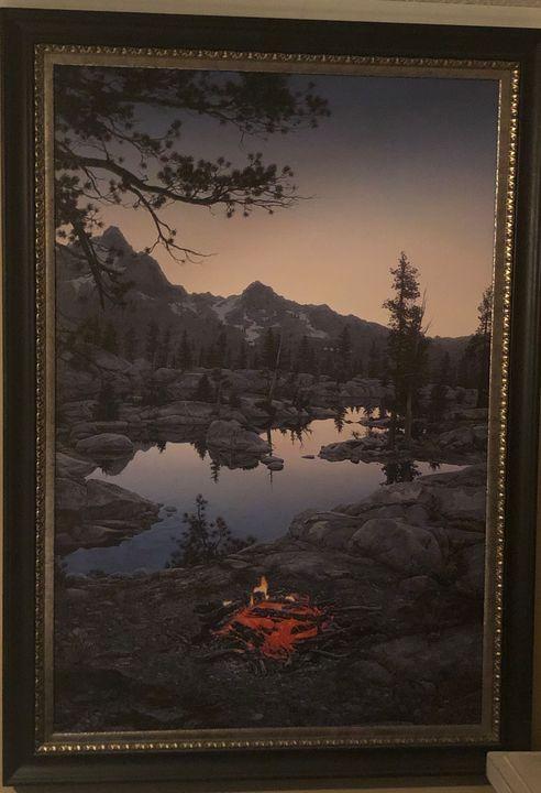 Embers At Dawn - Stephen Lyman
