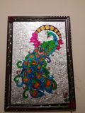 glass painting