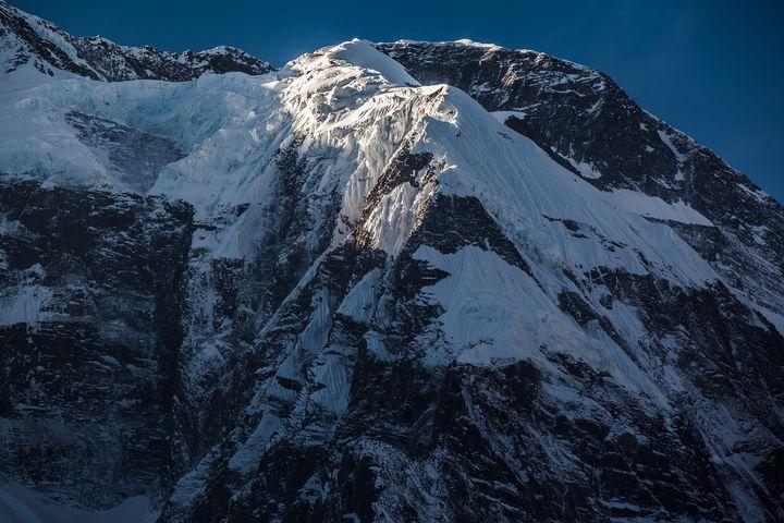 Annapurna Snow Mountain, Nepal - My Secret Art