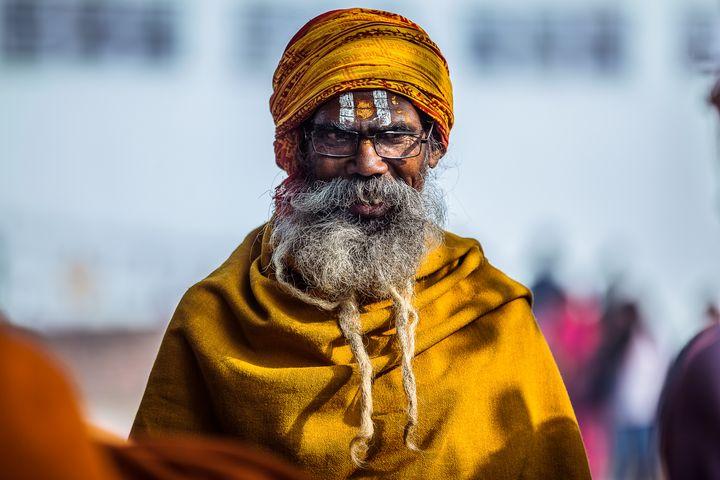 Nepalese monks - My Secret Art