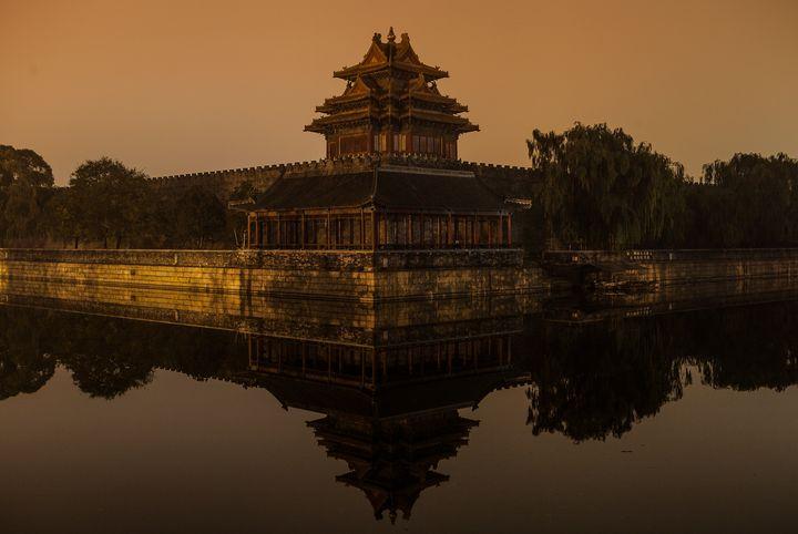 Beijing Forbidden City - My Secret Art