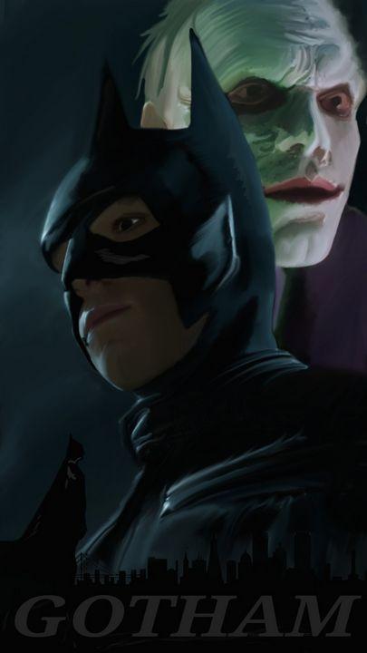 Gotham - Timcasso's