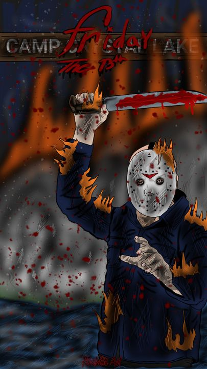 Friday the 13th - Timcasso's
