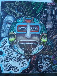 Mexica Azteca