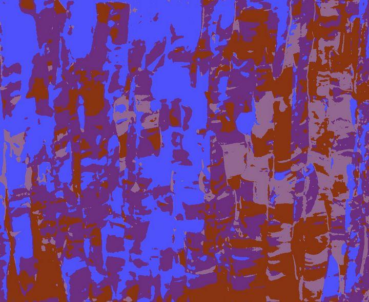 Multitude marine - Cothy'Art