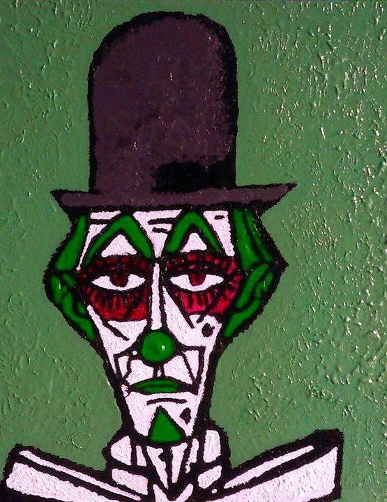 Clown au Melon - Cothy'Art