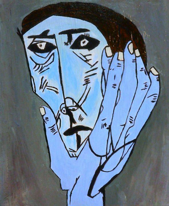 Inquiétude - Cothy'Art