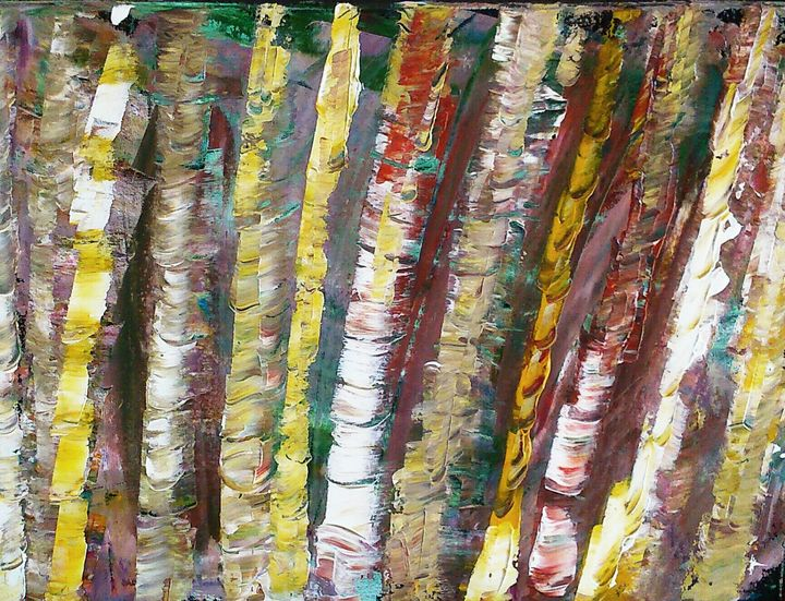 Rhizome - Cothy'Art