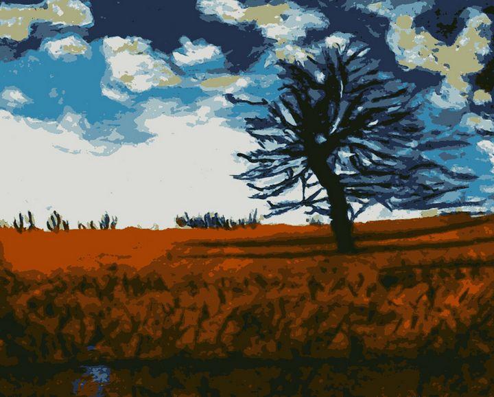 Avant l'orage - Cothy'Art