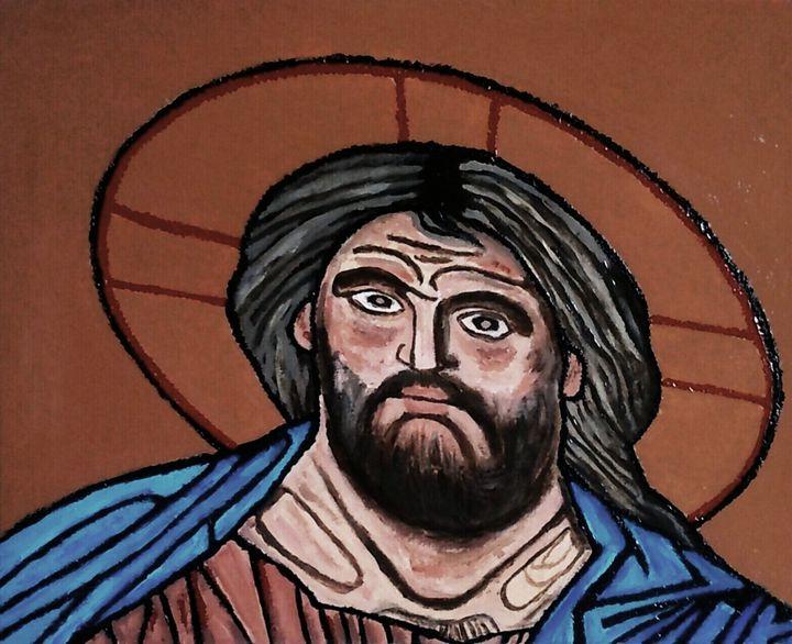 Christ en gloire - Cothy'Art