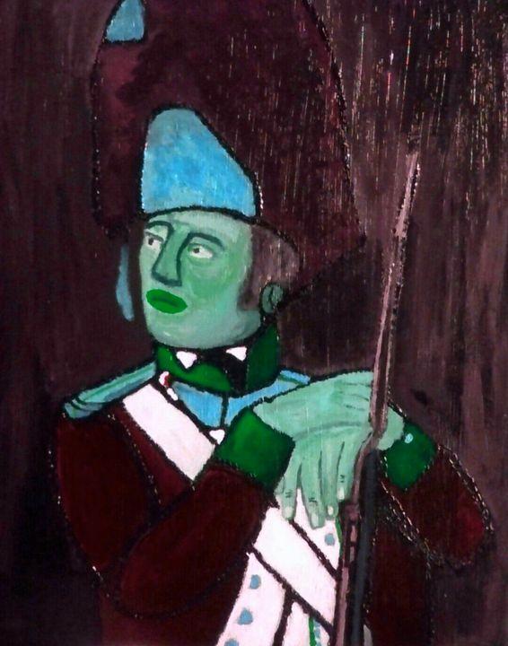 Officier Grenadier XVIIIe - Cothy'Art