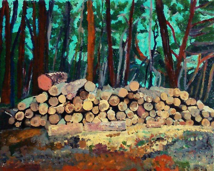 Bois de chauffage - Cothy'Art