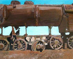 Wagon Citerne.