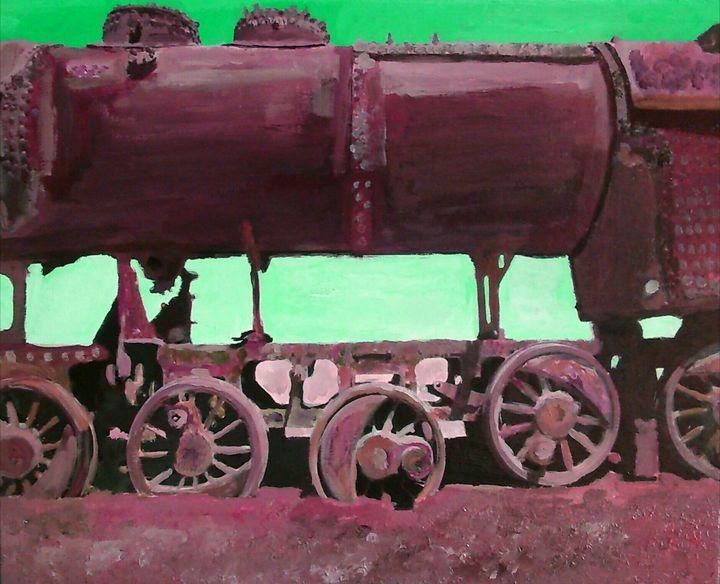 Wagon Citerne - Cothy'Art