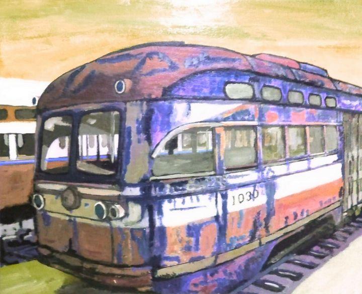 Tramway - Cothy'Art