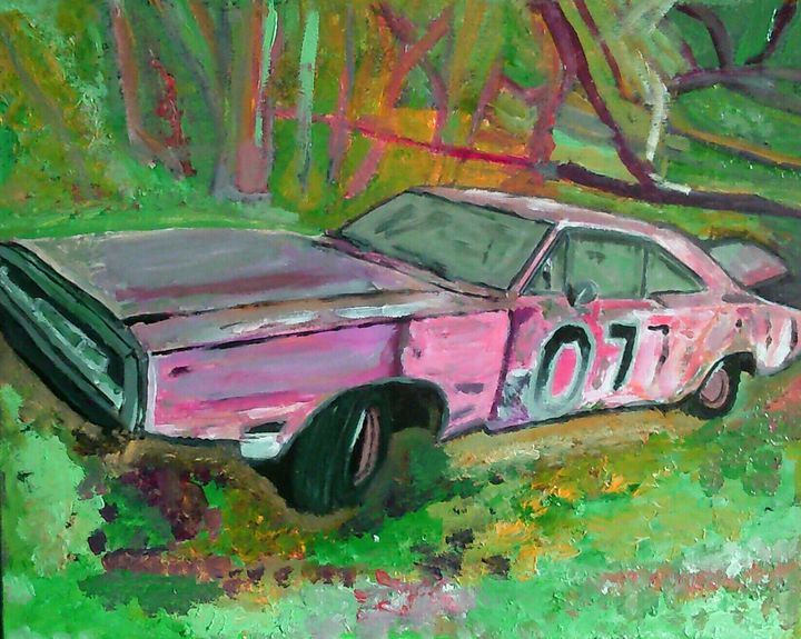 Dodge Charger - Cothy'Art