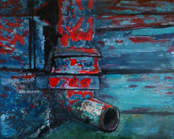 Descente Tronquée - Cothy'Art