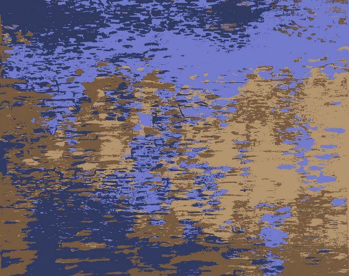 Pluie de couleurs - Cothy'Art