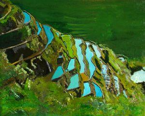 Rizières en terrasse de Banaue