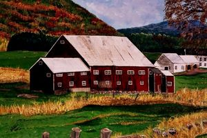 Pioneer Farm, Columbia, NH