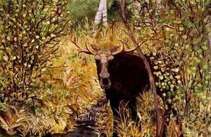 New Hampshire Moose