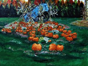 Pumpkins Tilton NH