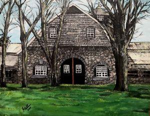 Highland Farm Stone Barn