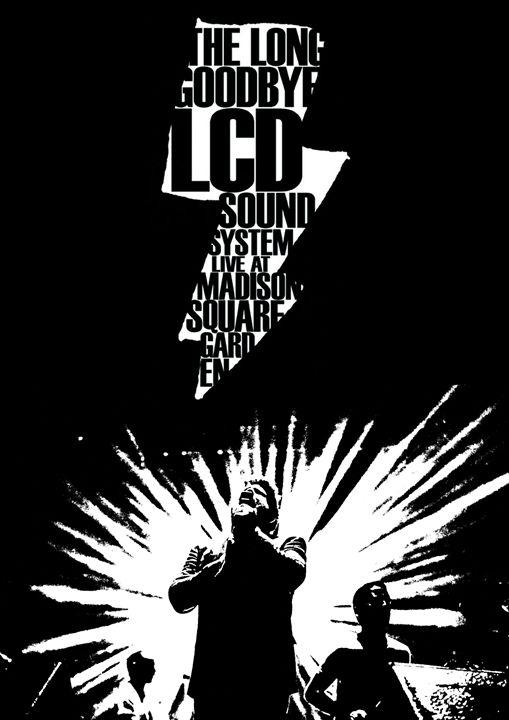 LCD Soundsystem print - Sigma9