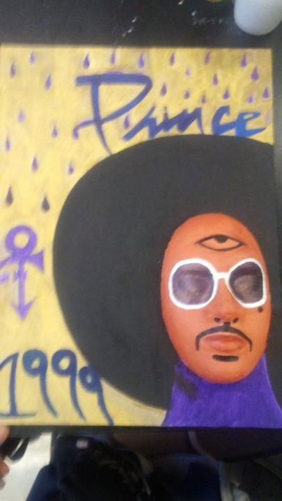 Purple Rain - Moore