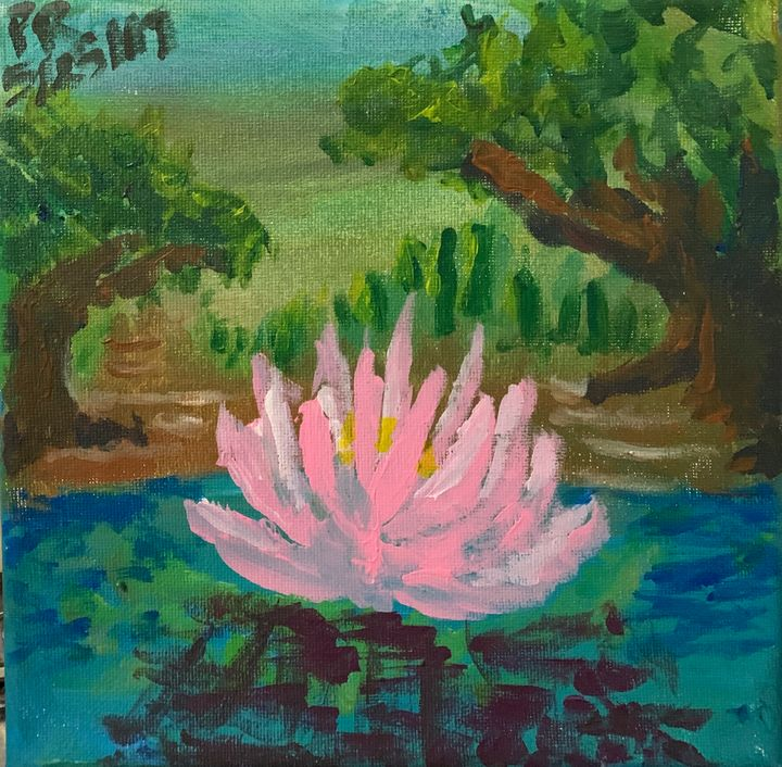 Lotus Withstanding - Paul Vincent O. Rodriguez