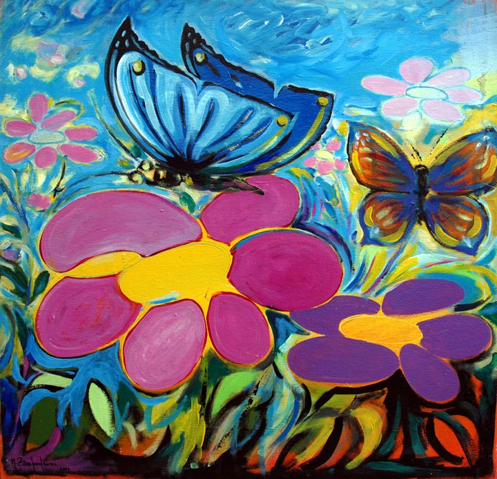 Butterflies - Mario Zampedroni