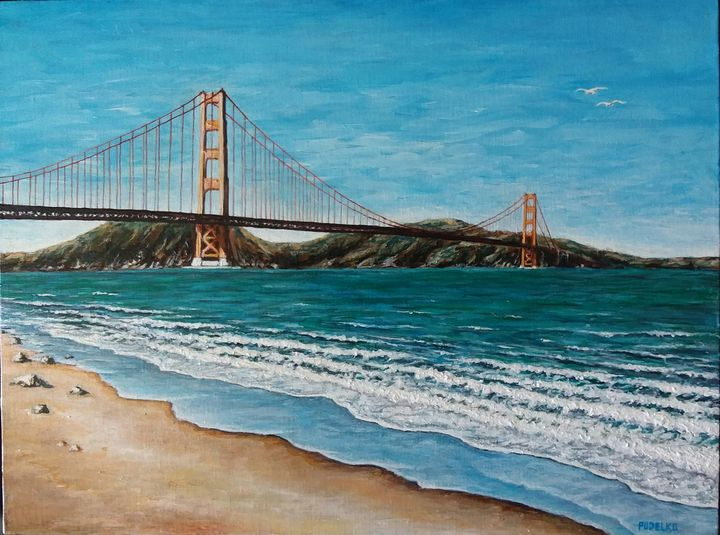 Golden Gate Too - Art of PUDELKO