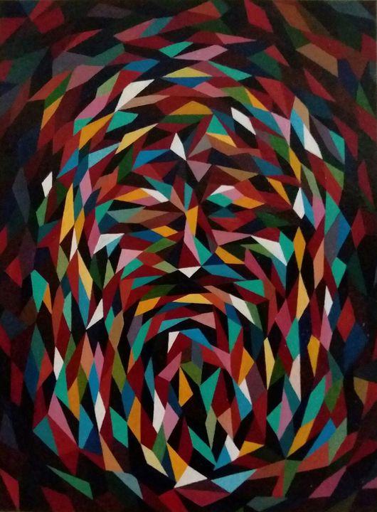 Who ? - Art of PUDELKO