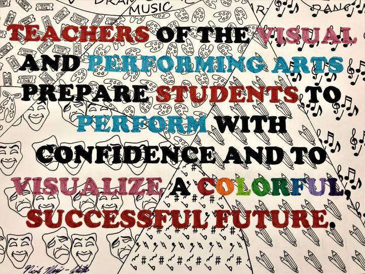 VAPA Teacher Poster - NicolesDesignsNMore