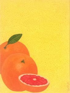Summer Fruits Series: Grapefruit