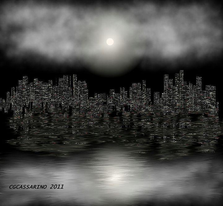 City lights - Carla giovanna cassarino