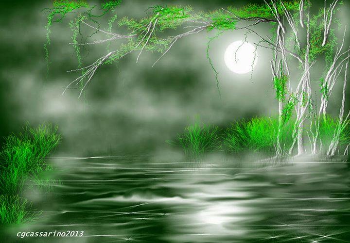 Green scene - Carla giovanna cassarino